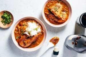 Creole Courtbouillon (Seafood Stew)
