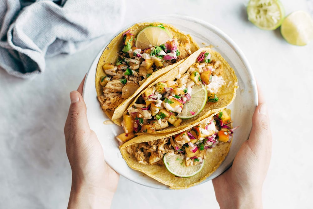 Chili Lime Fish Tacos - How to Throw An Epic Fish Taco Party