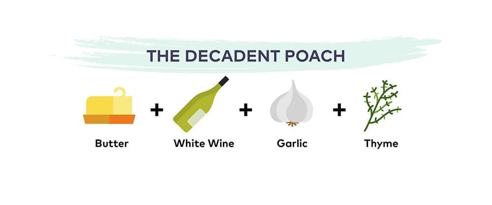 Australis Barramundi - 5 Ways to Deliciously Poach Fish - The Decadent Poach