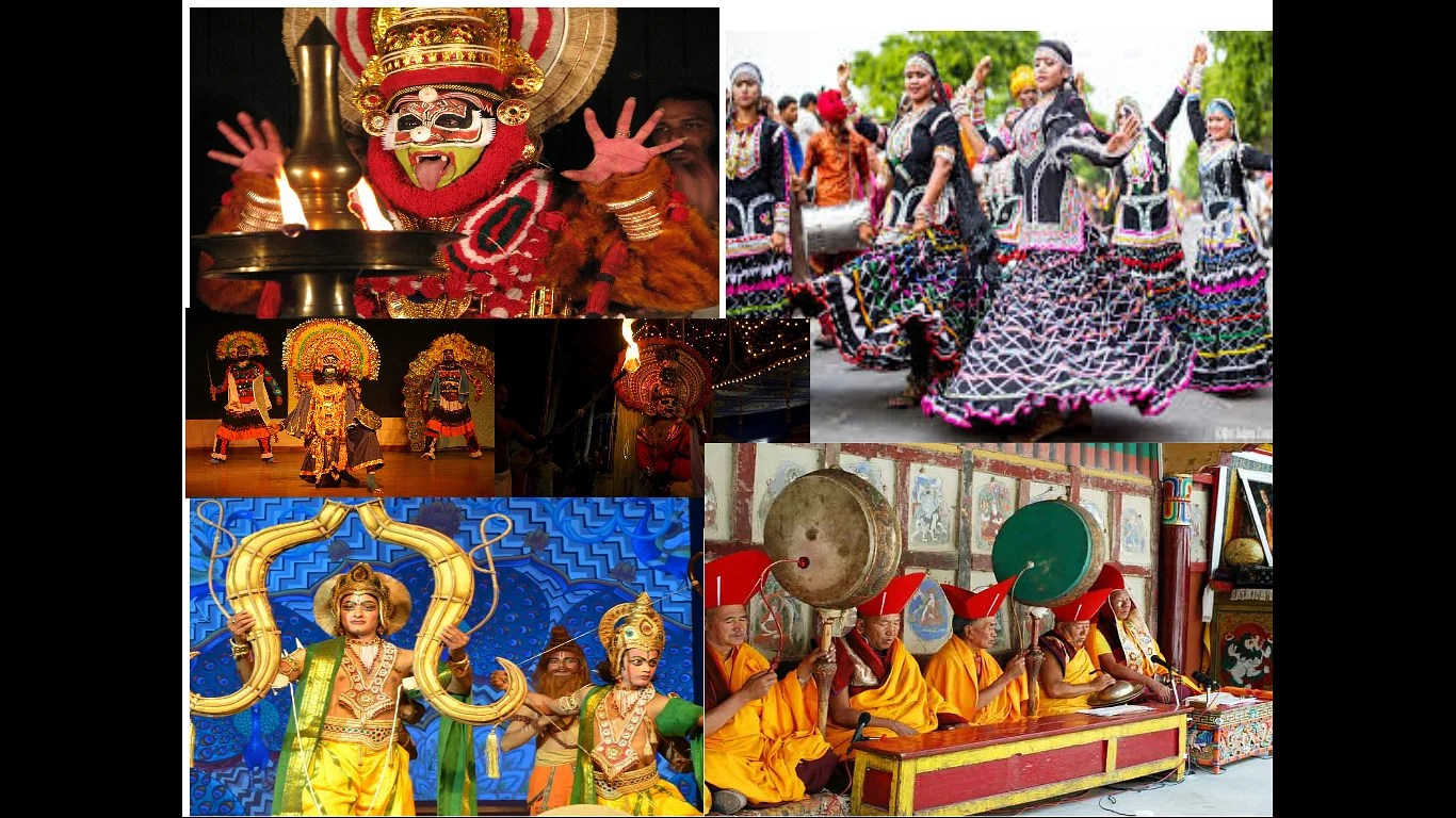 10 Traditions Of India That Find A Place In The Unesco