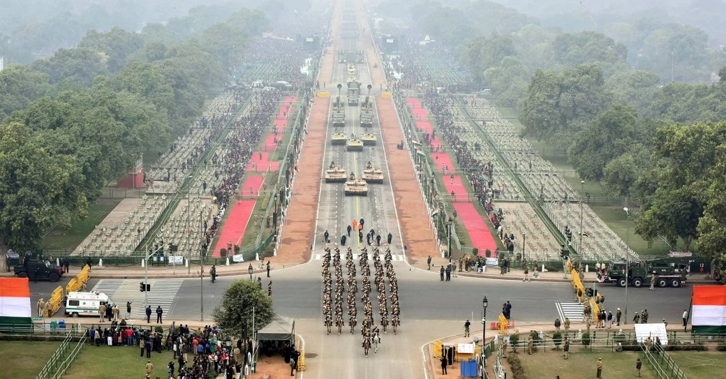 Image result for republic day parade delhi