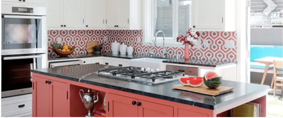 Cool Kitchen Cabinet Colours & Cool Kitchen Cabinet Colours - The Bevelled Edge