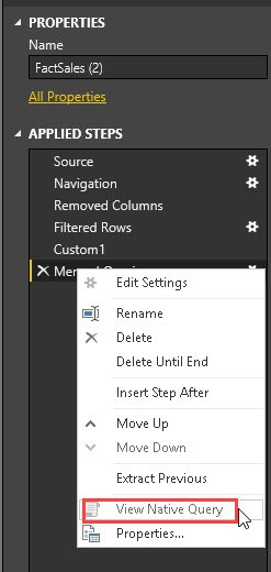 Query folding on JoinKind Inner gotcha for Power BI and Power Query –