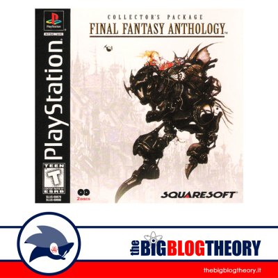 final fantasy collector's package