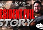 resident evil story