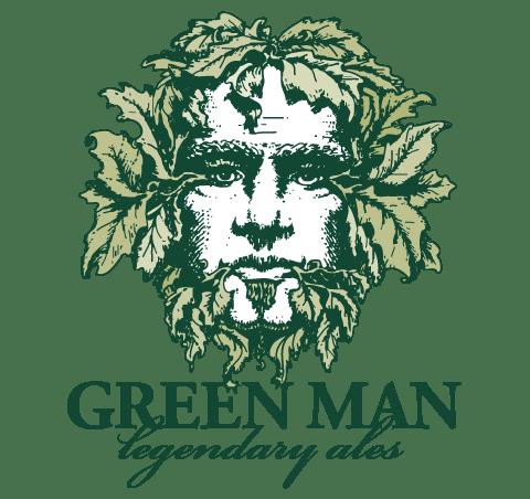 Green Man Brewery Standard Logo