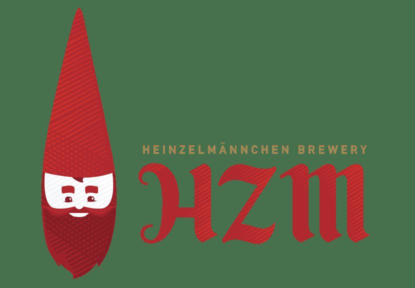 Heinzelmannchen Logo with Text
