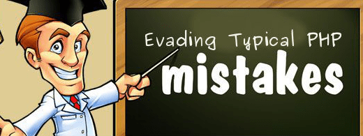 Evading-Typical-PHP-Mistakes