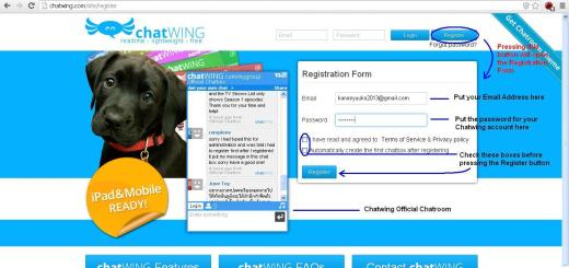 Chatwing software