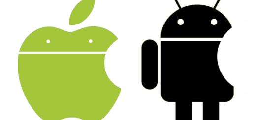android and ios apple