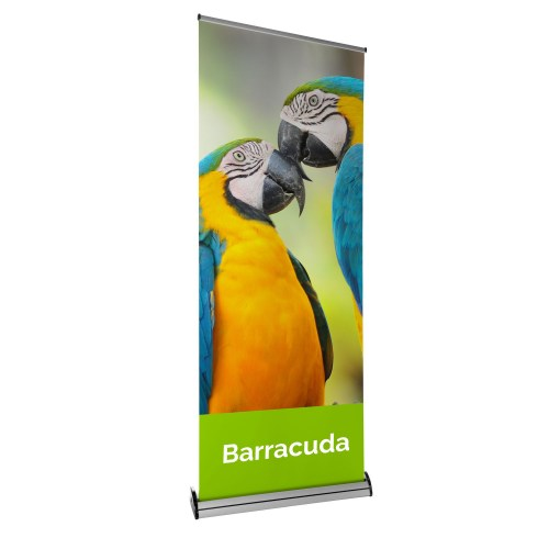 Barracuda Roller Banners - The Big Display Company