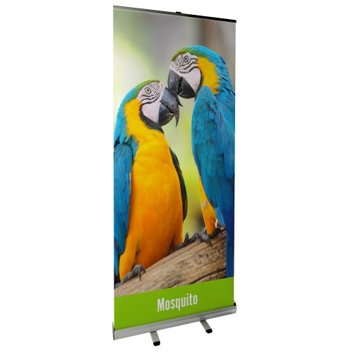 Mosquito Pull Up Banner - The Big Display Company