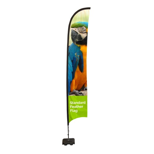 Standard Feather Flags - The Big Display Company