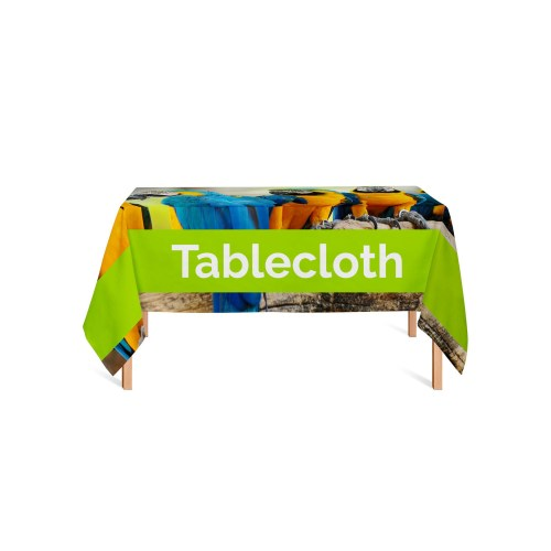Printed Tablecloth - Bespoke Sizes - The Big Display Company