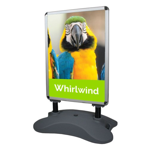 Whirlwind Post Display - The Big Display Company