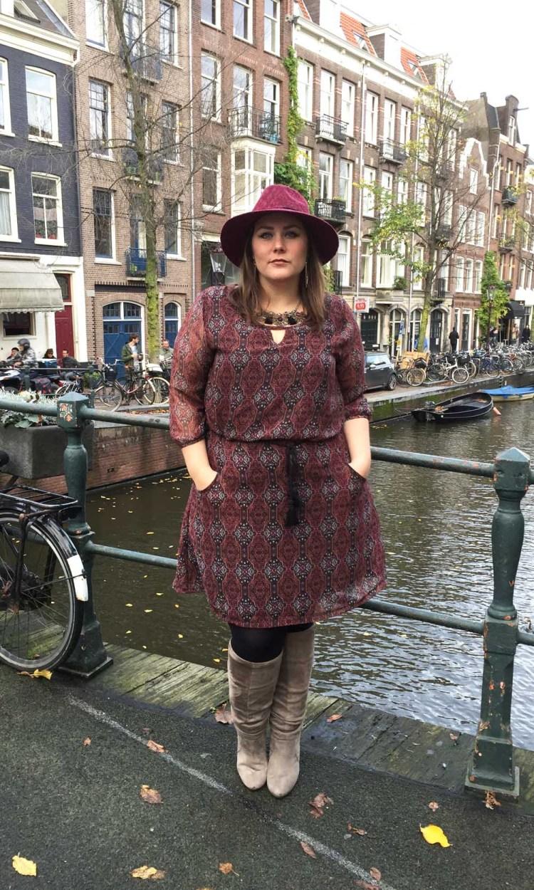 Burgundy in Amsterdam