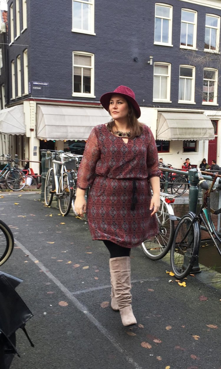 Burgundy in Amsterdam