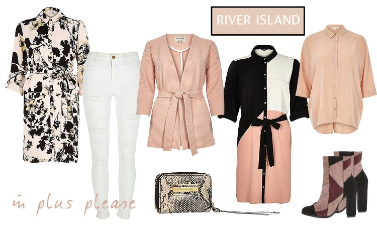 River Island is going Plus