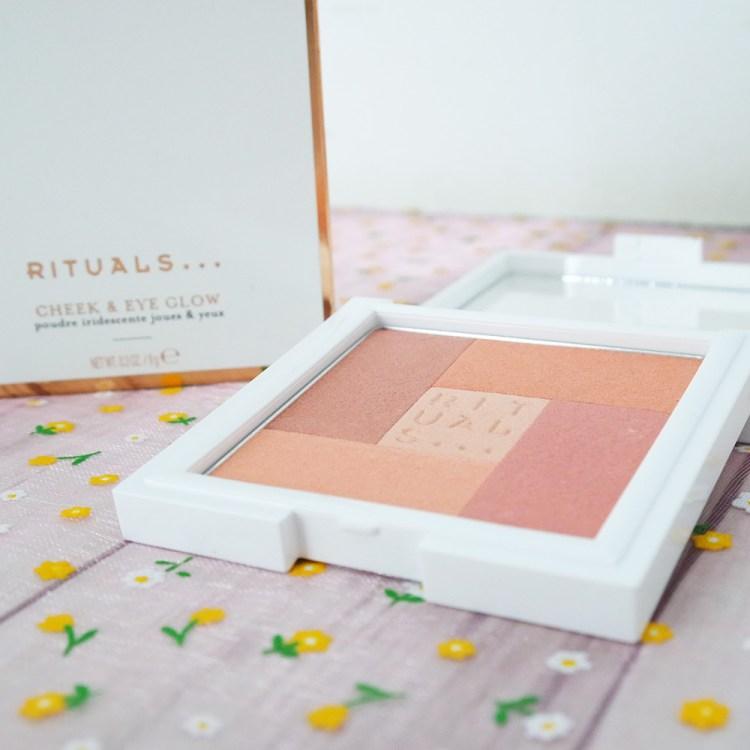 Rituals cheek & eye glow