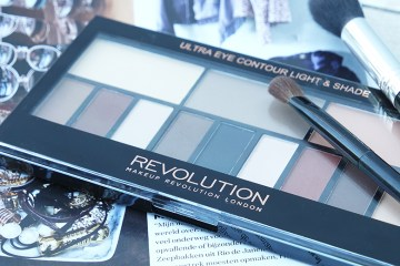 Revolution Ultra Eye Contour Light & Shade palette