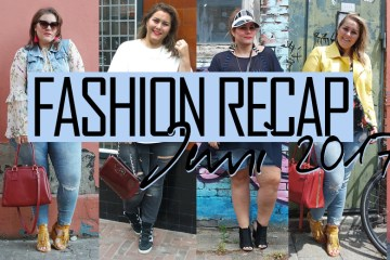 Fashion recap: juni 2017