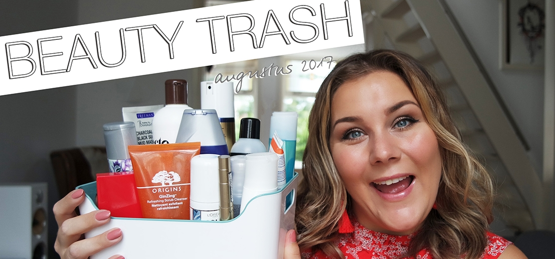 beauty trash | augustus 2017