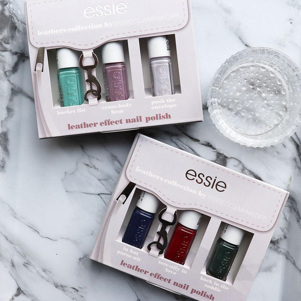 eather effect nail polish van Essie