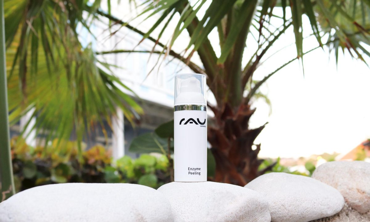 RAU Enzympeeling REVIEW
