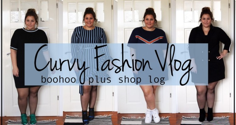 boohoo plus shoplog