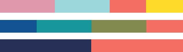 de kleur van 2019: Living Coral