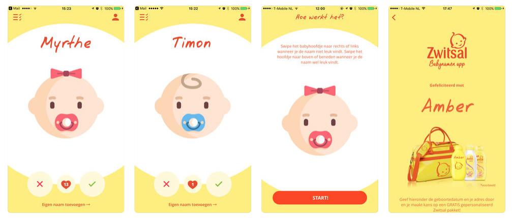 apps tijdens en na je zwangerschap