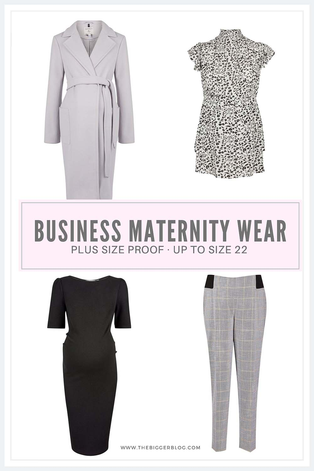 plussize maternity fashion