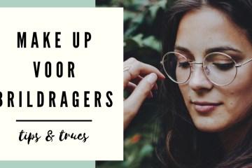 make up voor brildragers