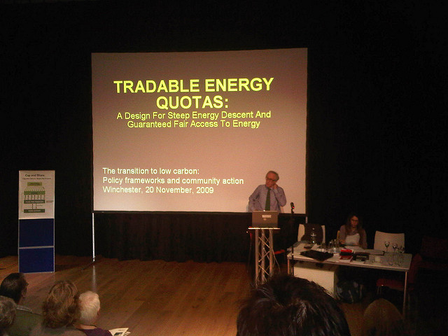 T is for Tradable Energy Quotas