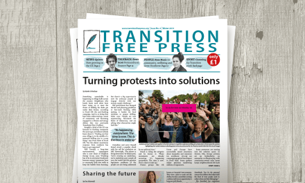 Transition Free Press 4 (Winter 2013) — Moving on from the Coop