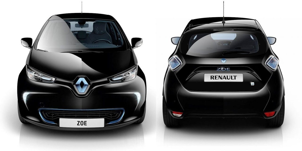 Z is for Zoe (Renault Zoe)