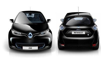Z pour Zoe (Renault Zoe)