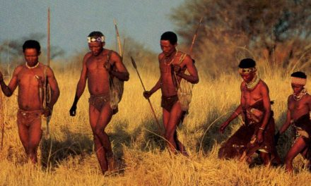 Khoisan hunter-gatherers: the most successful, stable and sustainable civilisation ever