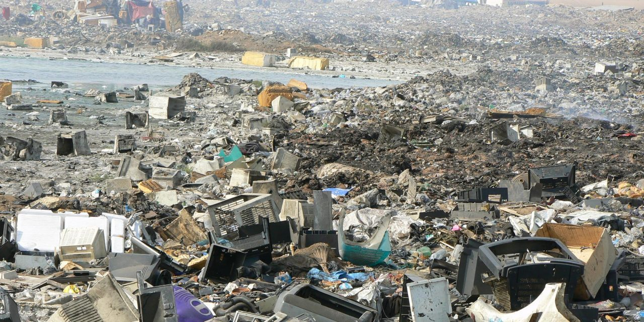 E is for E‑Waste