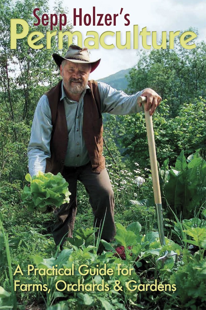 Cover of Sepp Holzer's Permaculture