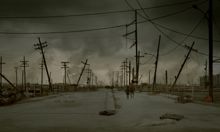 Extinction of the human race or collapse of human society—does it make a difference?