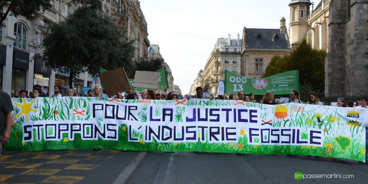 Pétition française demandant plus d'action pour le climat recueille 2 millions de signatures