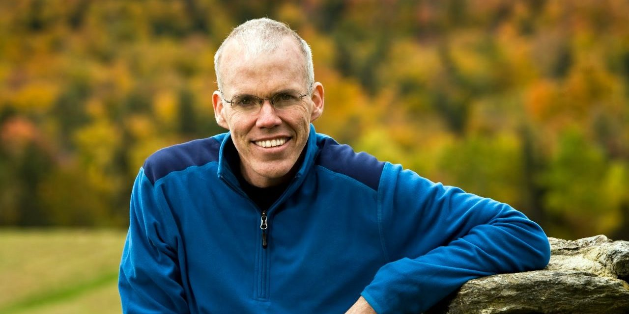 """In his new book – """"Falter"""" – Bill McKibben asks: """"Is it too late?"""""""