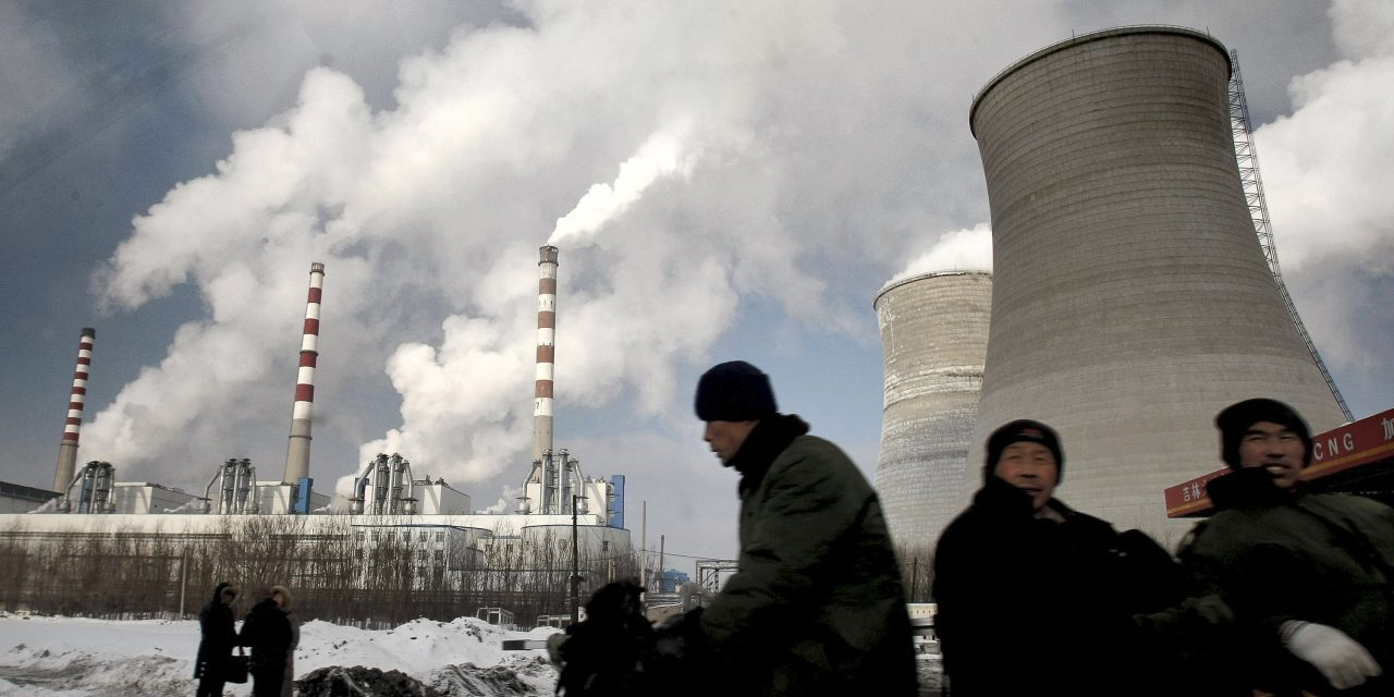 Environmentalists say Beijing is exporting a highly polluting model of growth