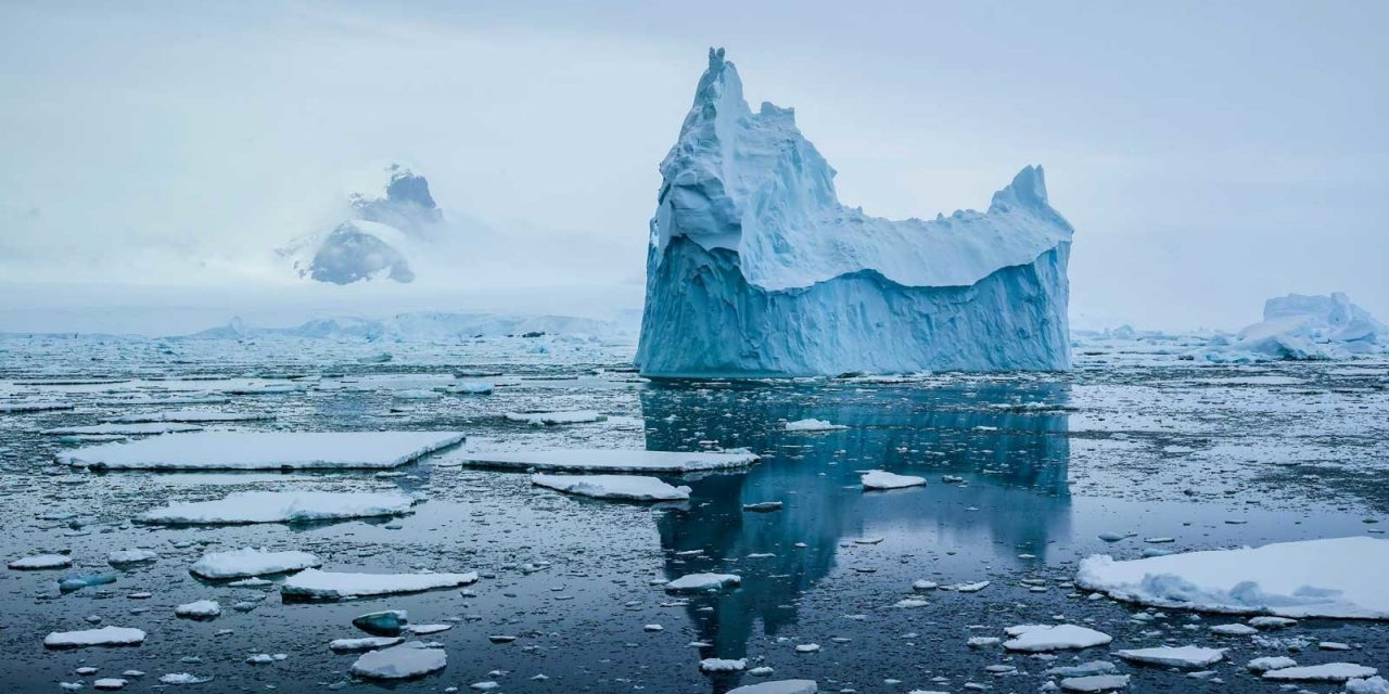 """<span class=""""quo"""">'</span>Precipitous' fall in Antarctic sea ice since 2014 revealed"""