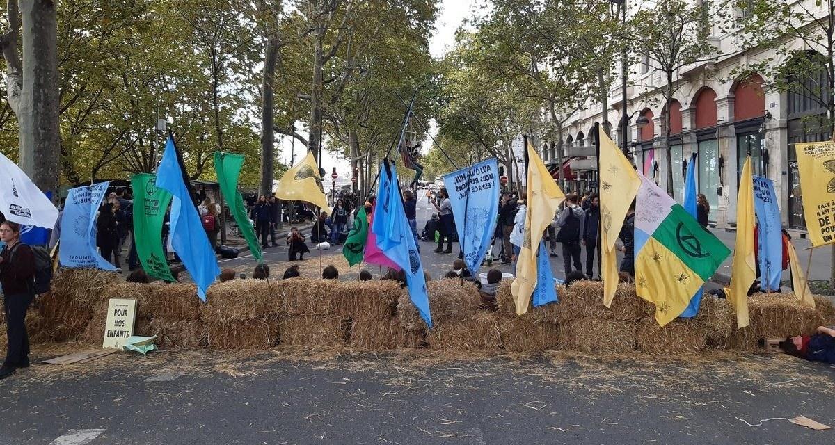 Emmanuel Macron's war on climate activism