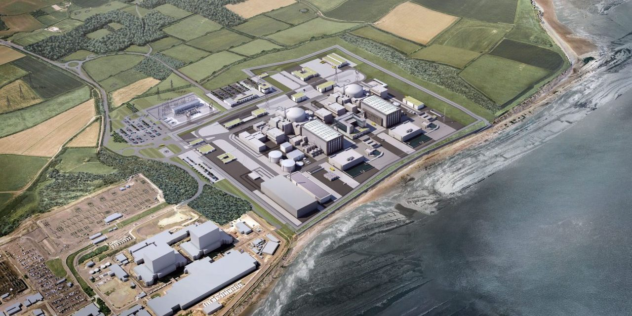 The 1607 Bristol Channel flood and the UK's nuclear power stations