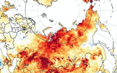 Global warming is melting our sense of time
