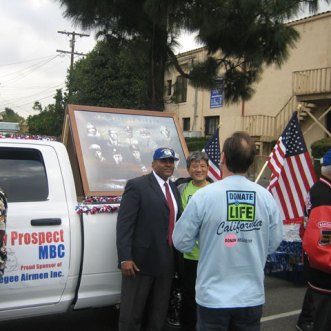 2012 Martin Luther King Parade, Los Angeles CA