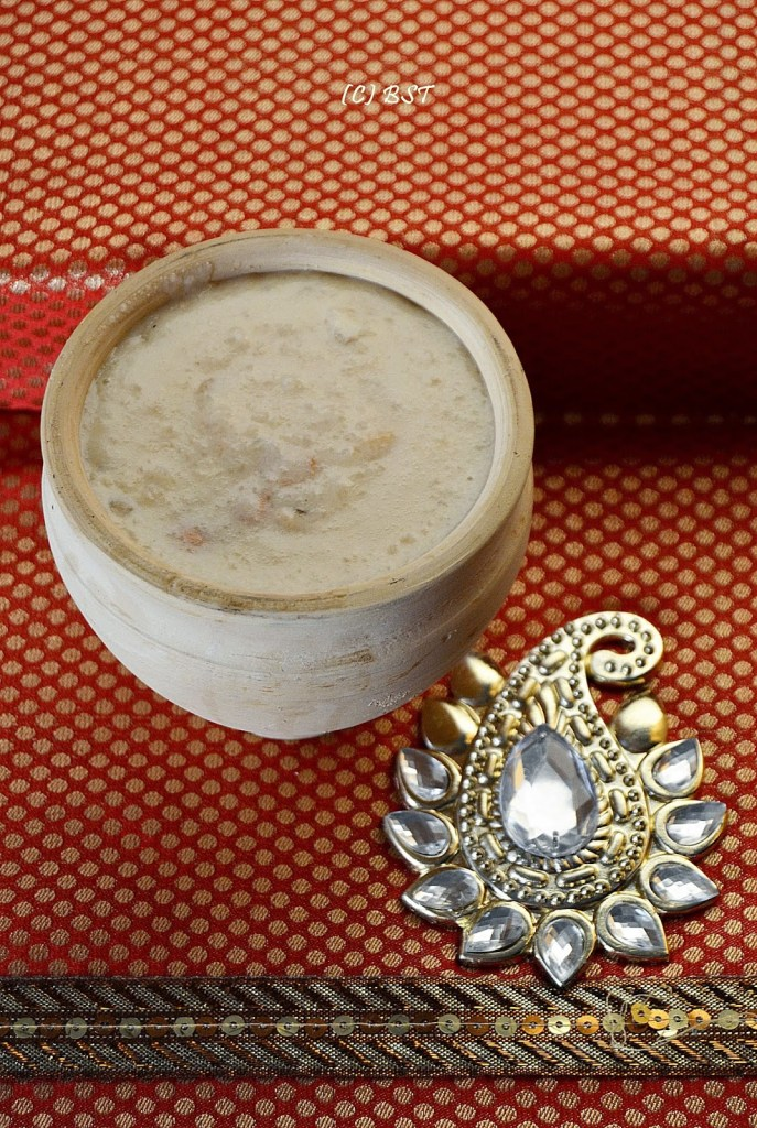 Paal Payasam ~ Kerala Style Rice Kheer/ Dessert